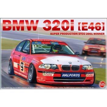 1/24 NuNu BMW 320I E46 DTCC