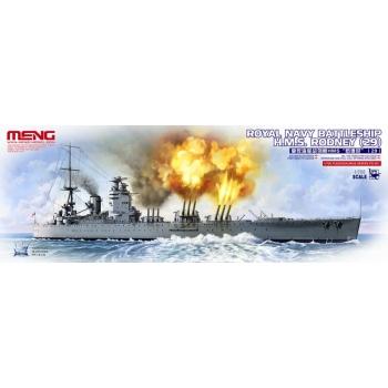 1/700 MENG HMS Rodney