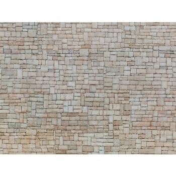 Noch kartongist tekstuurplaat lubjakivi 25 x 12.5cm