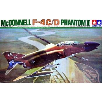 1/32 TAMIYA McDonnell F-4C/D Phantom II