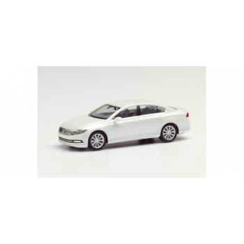 1/87 H0 Herpa VW Passat Limousine, oryx white mother-of-pearl effect