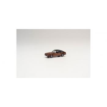 1/87 H0 Herpa Ford Capri II , brown metallic
