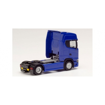 1/87 H0 Herpa Scania CS 20 HD rigid tractor 6x2, ultramarine