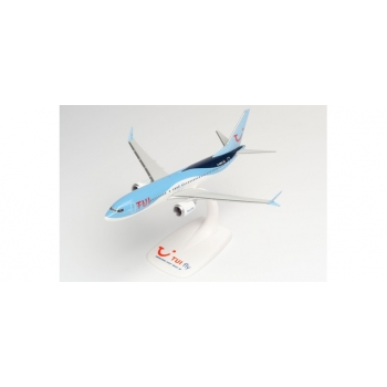 """1/200 TUIfly Germany Boeing 737 Max 8 – D-AMAX """"Mallorca"""" Snap-Fit"""