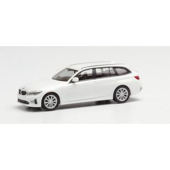 1/87 H0 Herpa BMW 3er Touring, alpine white