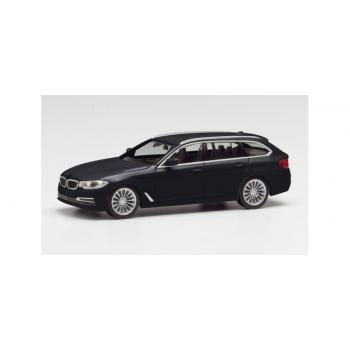 1/87 H0 Herpa BMW 5™ Touring, black