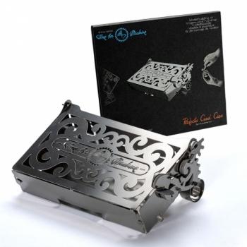 Metallkonstruktor Time for Machine: Perfecto kaardihoidja