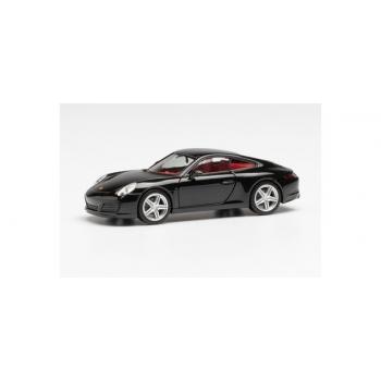 1/87 Porsche 911 Carrera 4, black HERPA