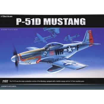 1/72 ACADEMY P-51D
