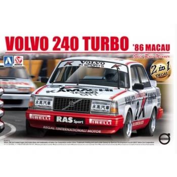 1/24 NUNU Volvo 240T Gr. A