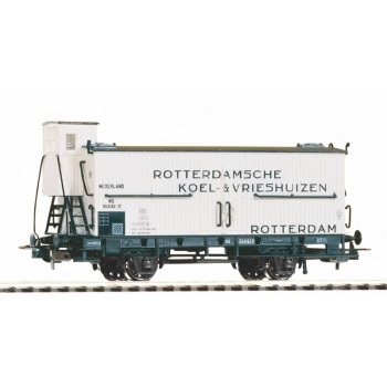 1/87 H0 Kaubavagun Koel- en Vrieshuizen NS III