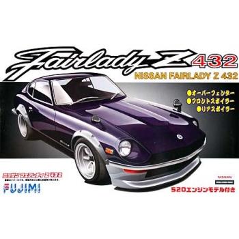 1/24 Fujimi Nissan Fairlady Z 432