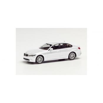 1/87 HERPA BMW 3er Limousine, alpine white
