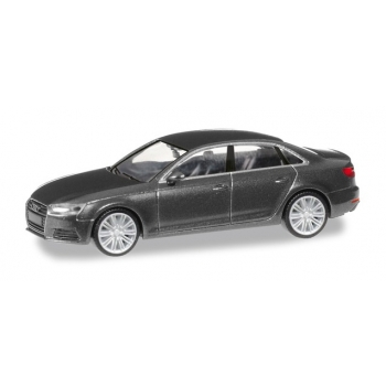 1/87 HERPA Audi A4 ® Limousine, daytona gray metallic