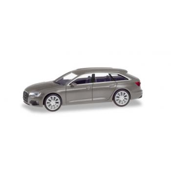 1/87 HERPA Audi A6 Avant, taifun gray metallic