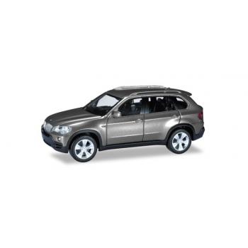 1/87 HERPA BMW X5™, space gray metallic