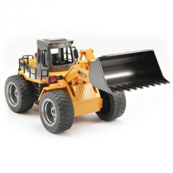 1/18 HUINA 2.4G 6 kanaliga RC buldooser