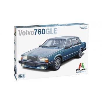 1/24 Italeri Volvo 760 GLE