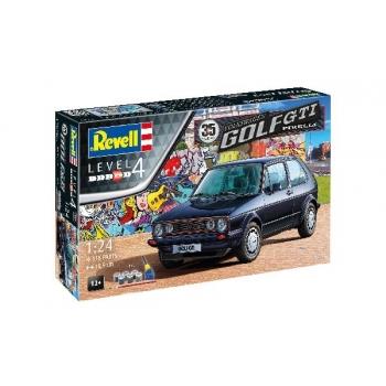 "1/24 Revell ""35 YEARS VW GOLF GTI PIRELLI"""