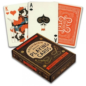 Pokercards Provision Bicycle