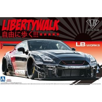 1/24 LB WORKS R35 GT-R TYPE 2 VERSION 2