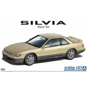 1/24 NISSAN PS13 SILVIA K'S DIA PACKAGE '91