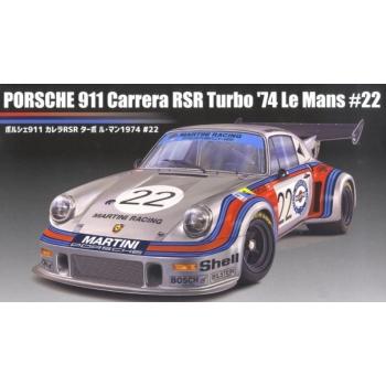 1/24 PORSCHE 911 CARRERA RSR TURBO LE MANS