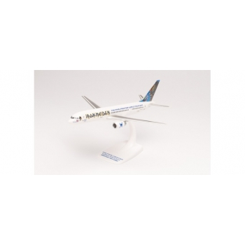 """1/200 Iron Maiden (Astraeus) Boeing 757-200 """"Ed Force One"""" - The Final Frontier World Tour 2011 – G-STRX Snap-Fit"""