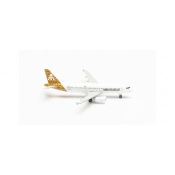 """1/500 Mexicana de Aviacíon Airbus A320 - Centenary Series - Talavera tail design – XA-RJX """"Tizatlan"""""""