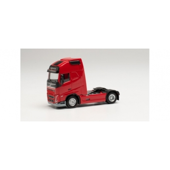 1/87 Volvo FH Gl. XL 2020 extended equipment tractor, Punane Herpa