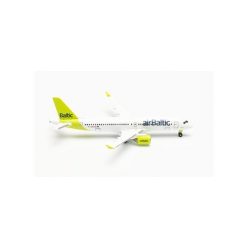 1/500 airBaltic Airbus A220-300