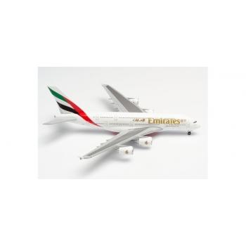 1/500 Emirates Airbus A380