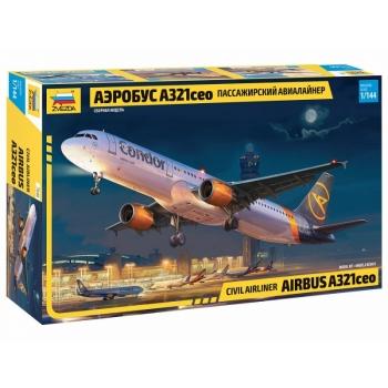 1/144 Airbus A321 CEO Condor  ZVEZDA