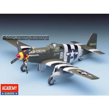 1/72 ACADEMY P-51B Mustang