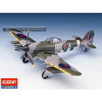 1/72 ACADEMY Hawker Typhoon Mk.IB