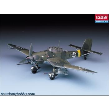 1/72 JU-87G Stuka
