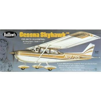 Balsapuust Skyhawk 172