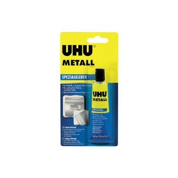 UHU Liim metallile ja sünt. materjalidele 30g.