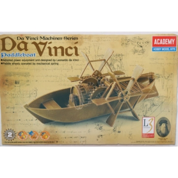 Da Vinci seeria Paddleboat