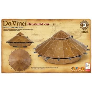 Da Vinci seeria Armoured car