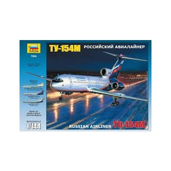 1/144 Zvezda TU-154M