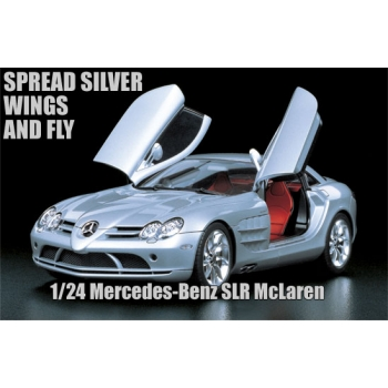 1/24 Tamiya - Mercedes-Benz SLR McLaren
