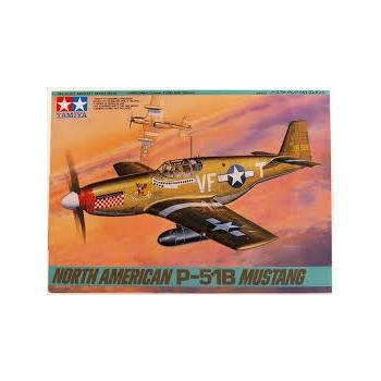 1/48 TAMIYA North American P-51B Mustang