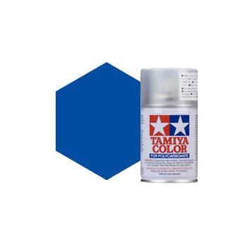Tamiya PS-4 sinine lexan spray