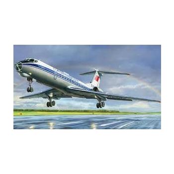 1/144 Zvezda TU-134B