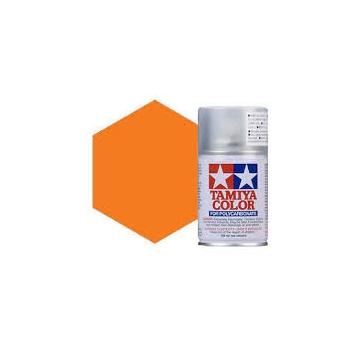 Tamiya PS-7 oranž lexan spray
