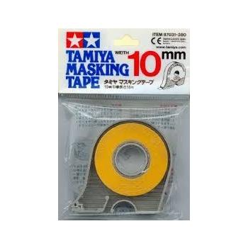MASKING TAPE 10MM W/DISPENSER