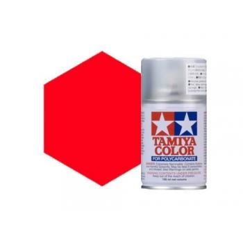 Tamiya PS-20 Neoon punane lexan spray