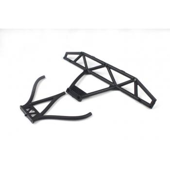 Rear Bumper Plastics - S10 Blast SC