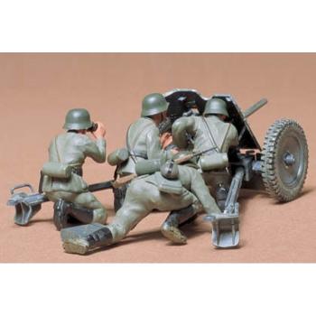 1/35 37mm ANTI TANK GUN PAK 35/36 TAMIYA
